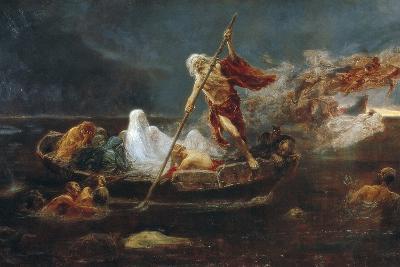Charon's Boat-Jose Benlliure Y Gil-Giclee Print