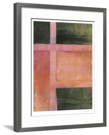 Charred Surfaces II-John Joseph Albert-Framed Limited Edition