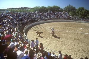 Charros, Day in Old Mexico, Mexican Rodeo, San Antonio,Texas