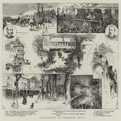 Charter-Day at Tunbridge Wells--Giclee Print