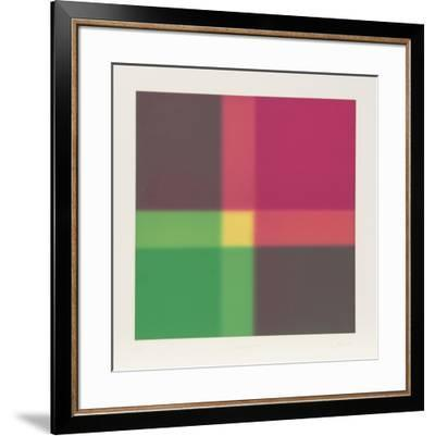 Chartered Rosier-Barry Nelson-Framed Limited Edition