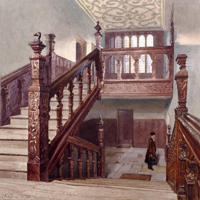 Charterhouse, London, 1885-John Crowther-Giclee Print
