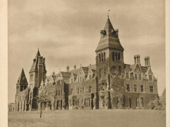 'Charterhouse School', 1923-Unknown-Photographic Print