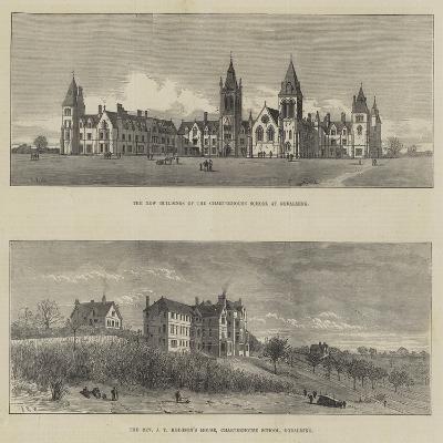 Charterhouse School--Giclee Print
