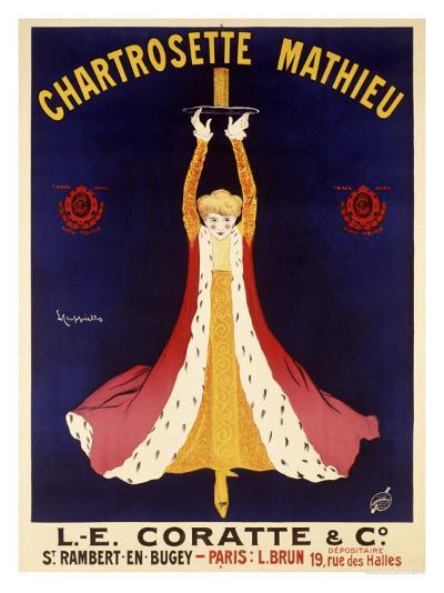Chartrosette Mathieu-Leonetto Cappiello-Giclee Print