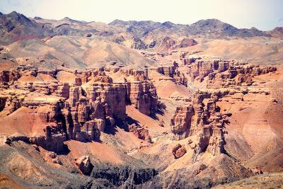 Charyn Canyon-taken by Richard Radford-Photographic Print