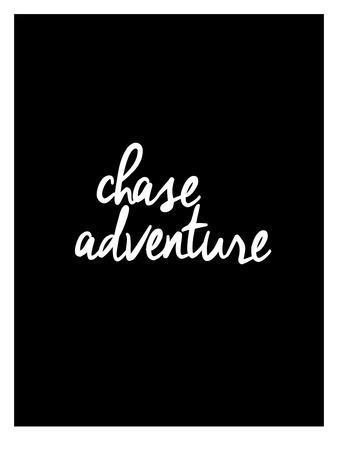 Chase Adventure-Brett Wilson-Art Print