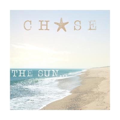 Chase the Sun-Laura Marshall-Art Print