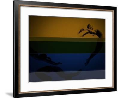 Chase-NaxArt-Framed Art Print