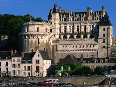 Chateau D'Amboise, Loire Valley, Amboise, France-John Elk III-Photographic Print