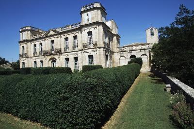 Chateau D'Assas, 18th Century, Languedoc-Roussillon, France--Photographic Print