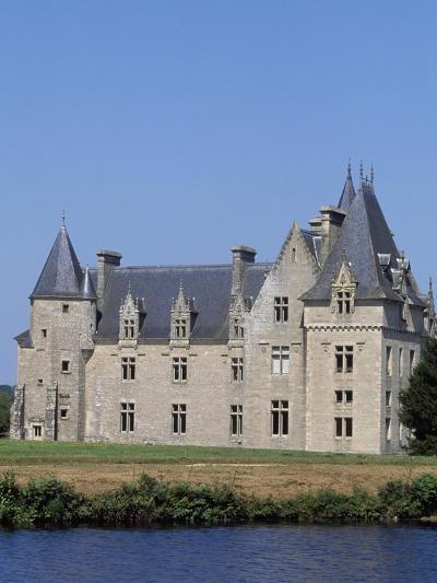 Chateau De Beaumanoir, Le Leslay, Brittany, France, 15th-18th Century--Giclee Print