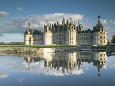 Chateau de Chambord-Paul Hardy-Photographic Print