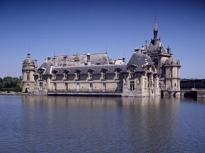 Chateau De Chantilly, France, 16th Century--Giclee Print