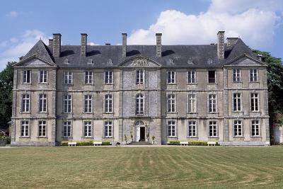 Chateau De Loyat's Facade, 1718-1734-Olivier Delourme-Giclee Print