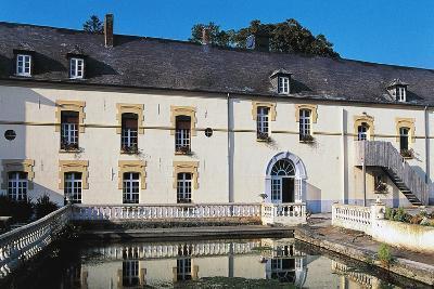 Chateau De Pont De Sains, Feron, Nord-Pas-De-Calais, France--Giclee Print