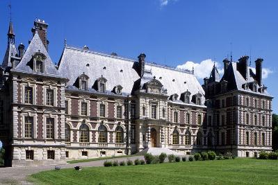 Chateau De Villersexel, Franche-Comte, France--Giclee Print