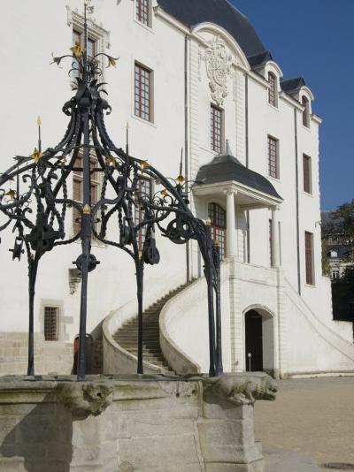 Chateau Des Ducs De Bretagne, Nantes, Brittany, France-James Emmerson-Photographic Print