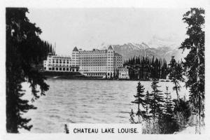 Chateau Lake Louise, Alberta, Canada, C1920S