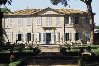 Chateau of La Mogere, 18th Century, Montpellier, Languedoc-Roussillon, France--Photographic Print