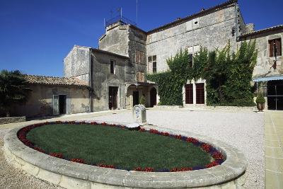 Chateau of Terral, Saint Jean De Vedas, Languedoc-Roussillon, France--Photographic Print