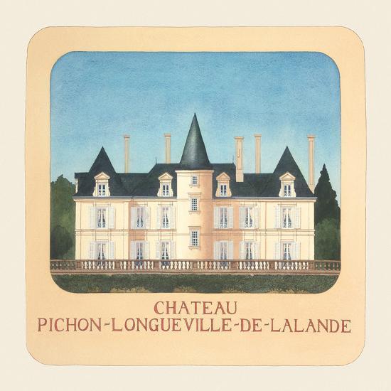 Chateau Richon II-Andras Kaldor-Premium Giclee Print