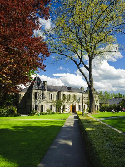Chateau St. Michele, Woodinville, Washington, USA-Richard Duval-Photographic Print