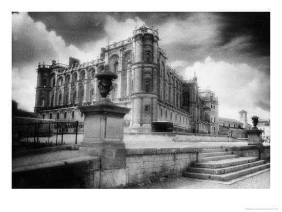 Chateau Vieux, Saint-Germain-En-Laye, Isle-De-France, France-Simon Marsden-Giclee Print