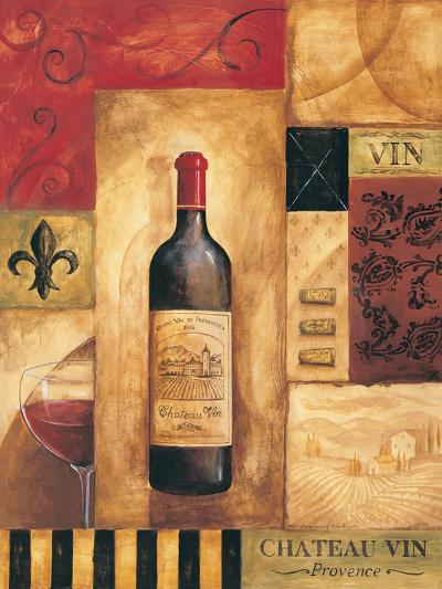 Chateau Vin-Gregory Gorham-Art Print
