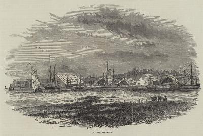 Chatham Dockyard--Giclee Print