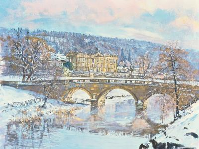 Chatsworth - Solitude, 1995-Martin Decent-Giclee Print