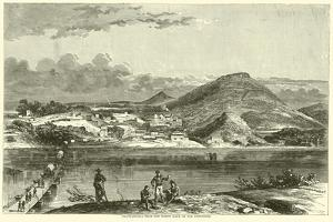 Chattanooga from the North Bank of the Tennessee, September 1863