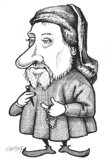 Chaucer-Gary Brown-Giclee Print