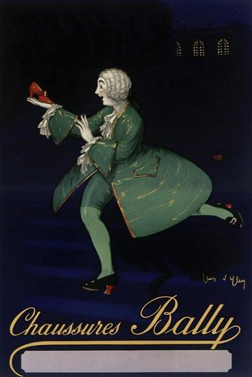 Chaussures Bally--Giclee Print