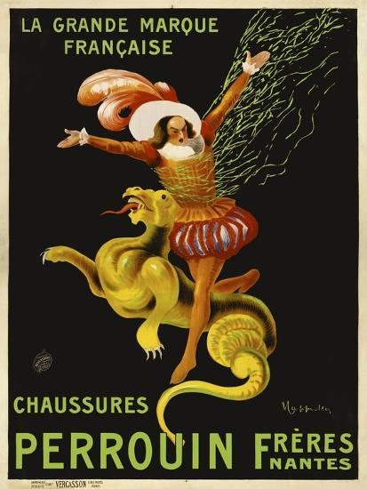 Chaussures Perrouin Fréres--Giclee Print