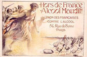 Alcool Maudit by Chavannaz