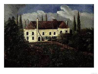Chawton House--Giclee Print