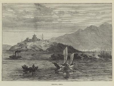 Che-Foo, China--Giclee Print