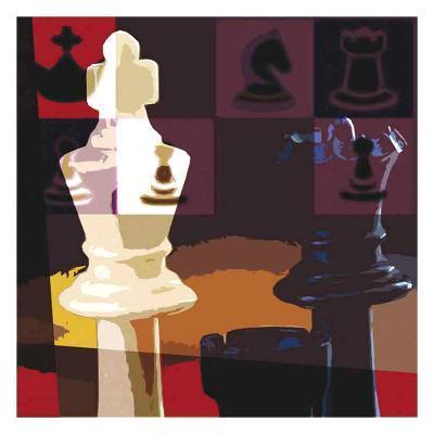Check Mate-Jack Jones-Art Print