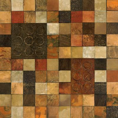 Checker Variation I-Norm Olson-Art Print