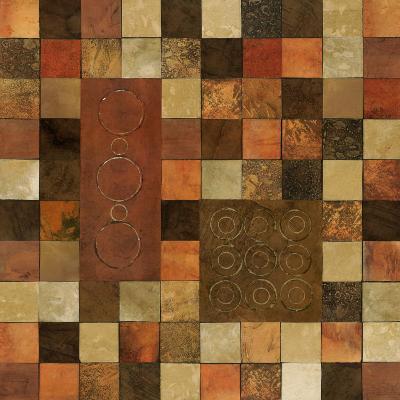 Checker Variation II-Norm Olson-Art Print