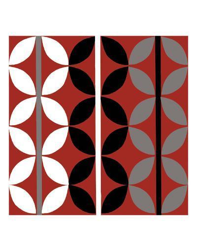 Checker-Denise Duplock-Art Print