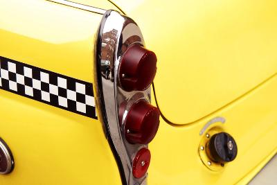 Checkered Cab-Jonathan Feinstein-Photographic Print
