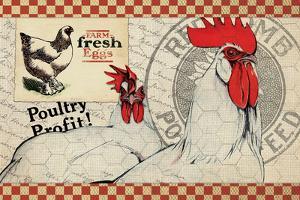 Checkered Chicken 8