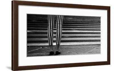Checkered-Anna Niemiec-Framed Photographic Print