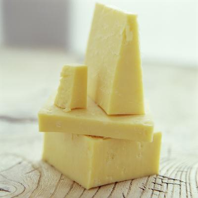 Cheddar Cheese-David Munns-Photographic Print