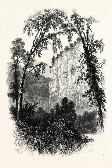 Chee Tor, Chee Dale, UK--Giclee Print