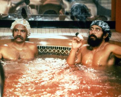 Cheech and Chong--Photo