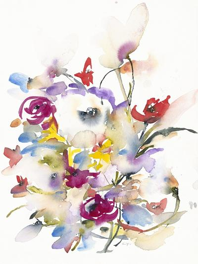 Cheerful Garden-Karin Johannesson-Art Print