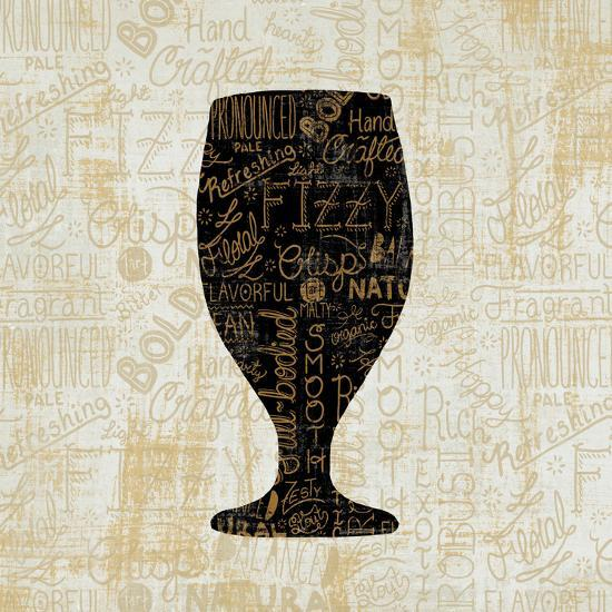 Cheers for Beers Goblet-Cleonique Hilsaca-Art Print